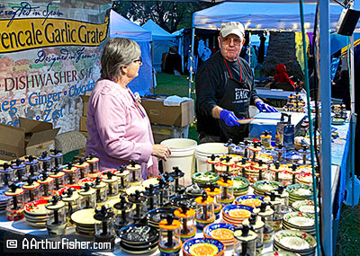 vendors, photo: A. Fisher